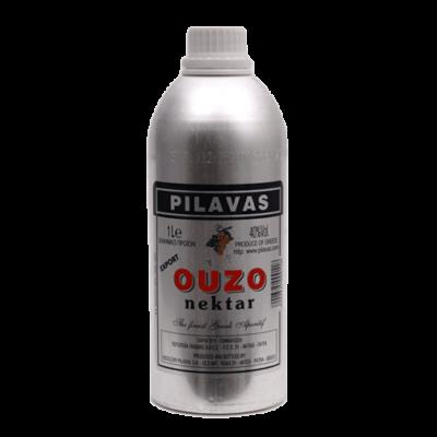 Ouzo-Nektar-aluminium-1-ltr
