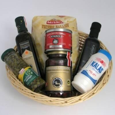 Griekse pakketten