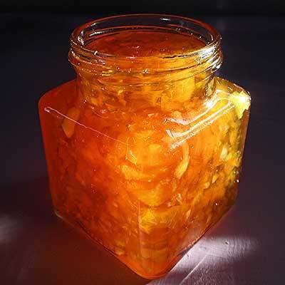marmelade, jam & gelei